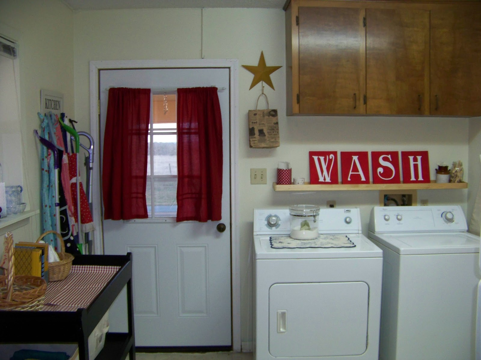 Room Makeovers Adorable Of Laundry Room Makeover Images