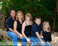 classic creations- family portrait