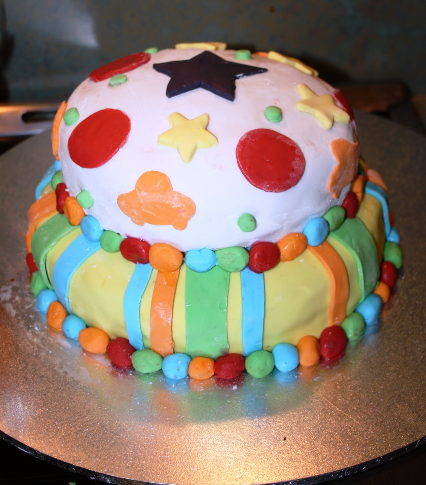 Kids Love Craft: Cake Decorating 2nd Birthday