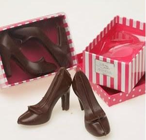 Chaussures en chocolat noir de Jessica Walker