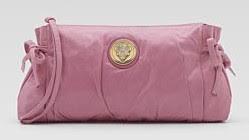 Gucci pochette Hysteria rose