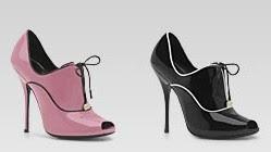 mode 2008 bottines Gucci