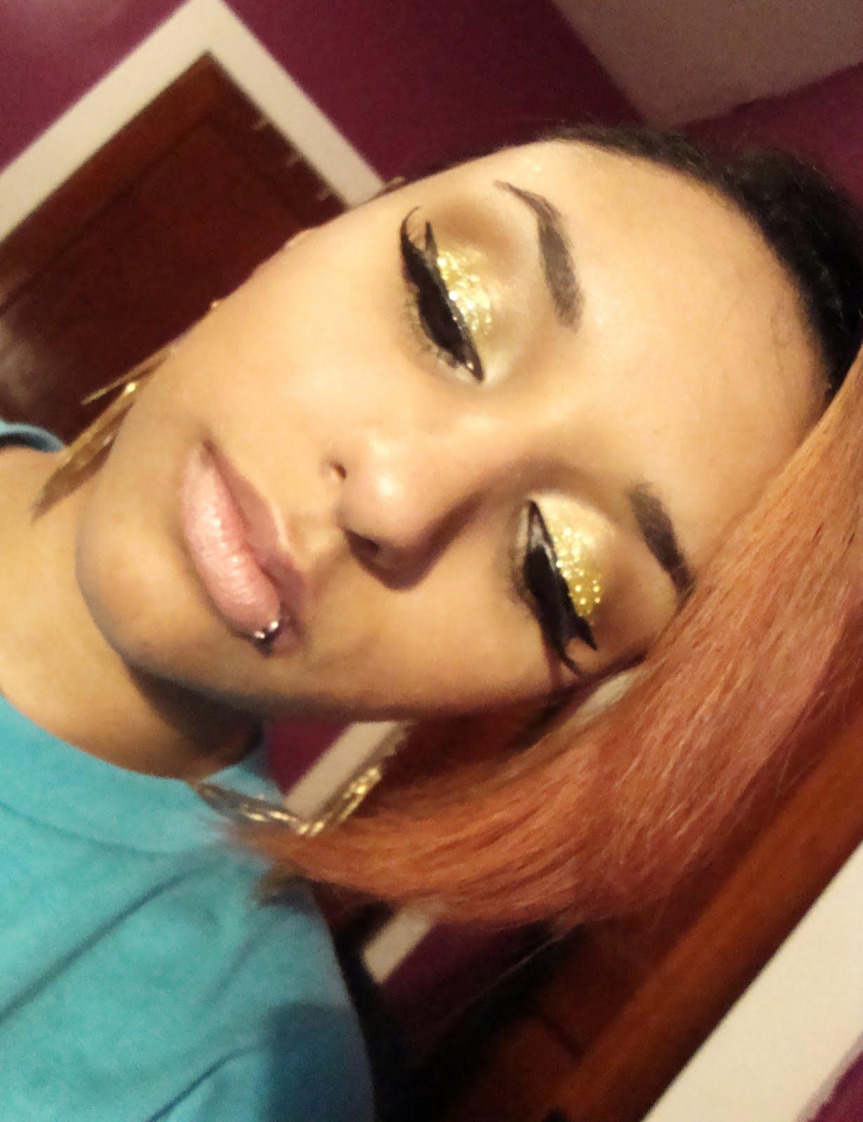 eyeshadow in