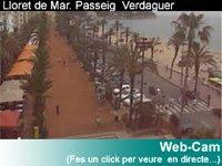 Web-Cam Lloret de Mar