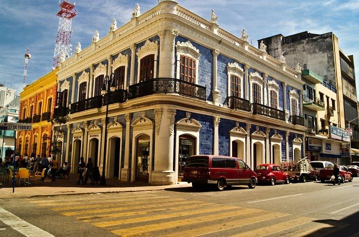 Tabasco turistico casa de los azulejos for Casa de los azulejos centro historico
