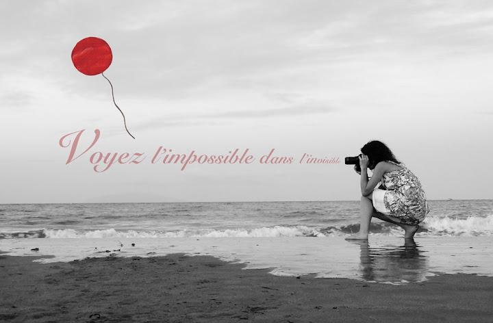 voyez l'impossible dans l'invisible
