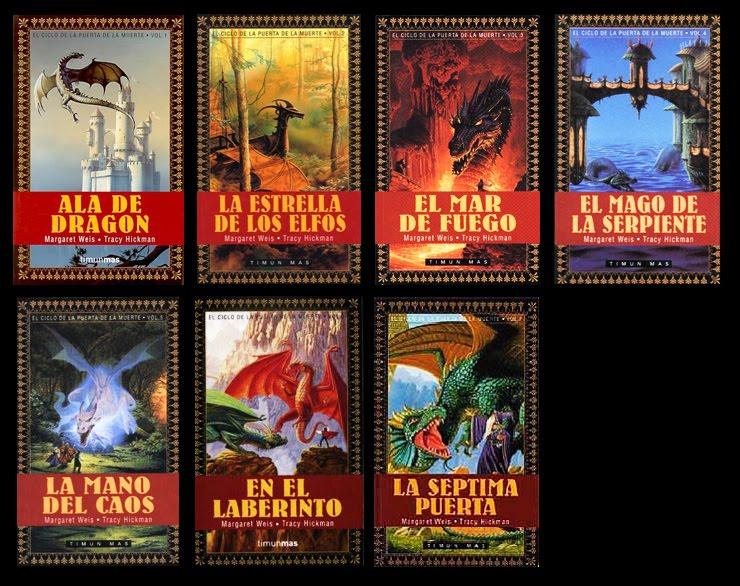 Sagas de libros El-ciclo-de-la-puerta-de-la-muerte