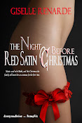 The Night Before Red Satin Christmas
