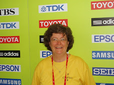 Chaplaincy @ 2009 World Athletics Championships