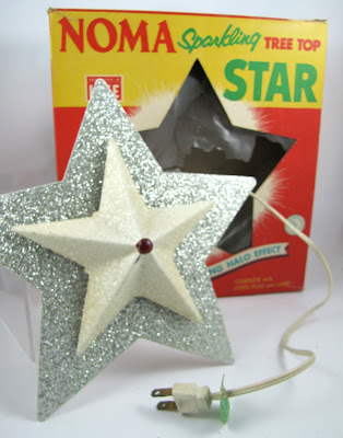 Christmas Star Tree Toppers