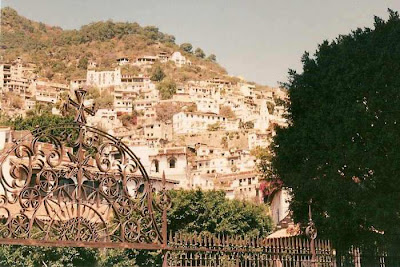 view of Taxco city