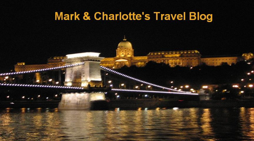 Mark and Charlotte's Travel Blog