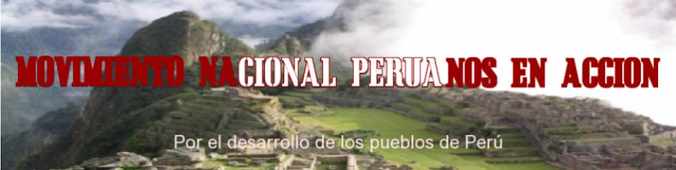 Movimiento Nacional Peruanos en Acción