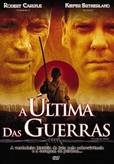 Filme Poster A Última das Guerras DVDRip Dual Audio