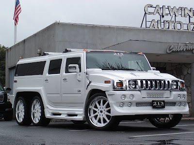 Hummer Ultimate Six