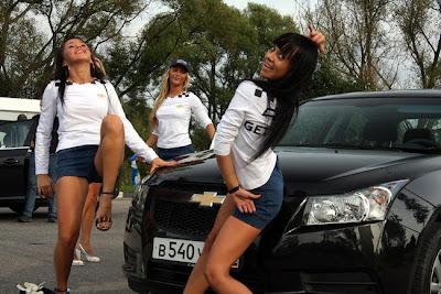 Chevrolet girls