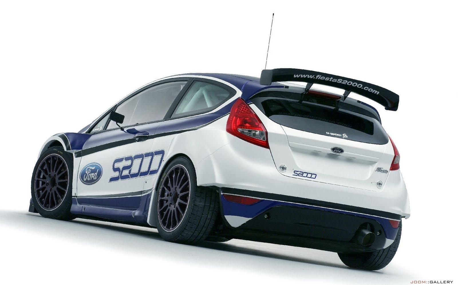 presented Fiesta S2000