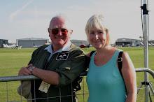 Anna with Rod Dean