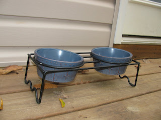 Elevated Dog Food Bowl Caused Risk Of Bloat