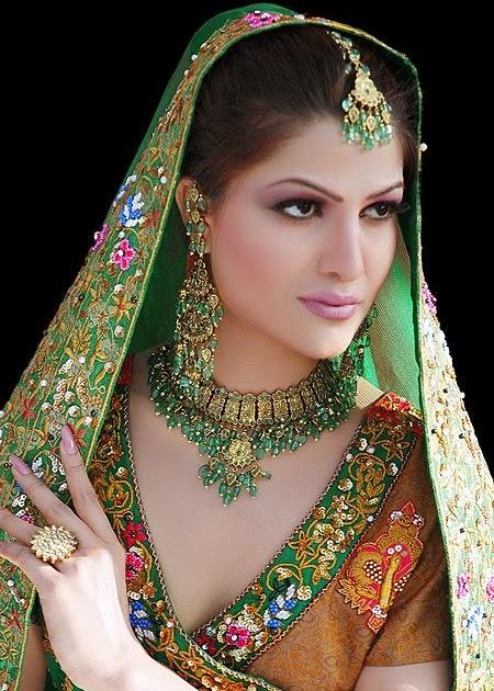 Bridal Makeup Ki Photo : An Indians Makeup Blog!: Indian Bridal Makeup Tips