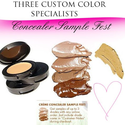 An Indian's Makeup Blog!: Three Custom Color Specialists ...