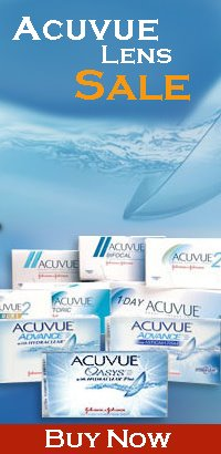 Acuvue Lens sale