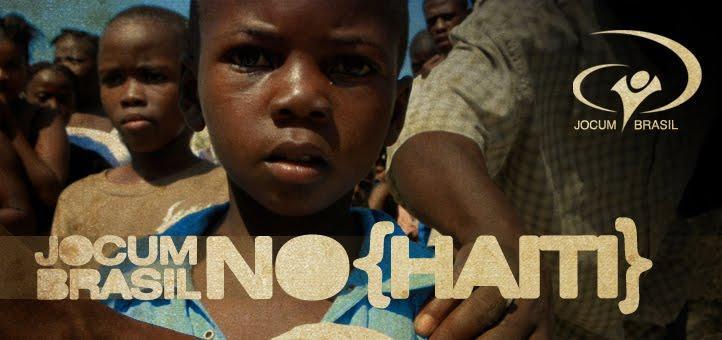 Jocum Brasil no Haiti