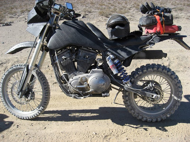 Adventure Sporster Conversions - Classic Motorcycles