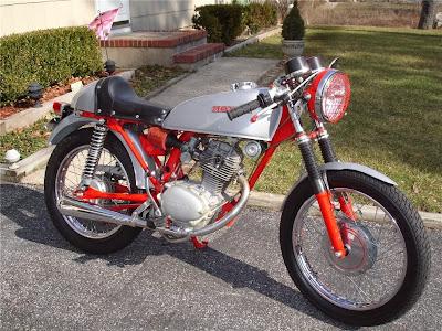 Honda CB Classic Cafe