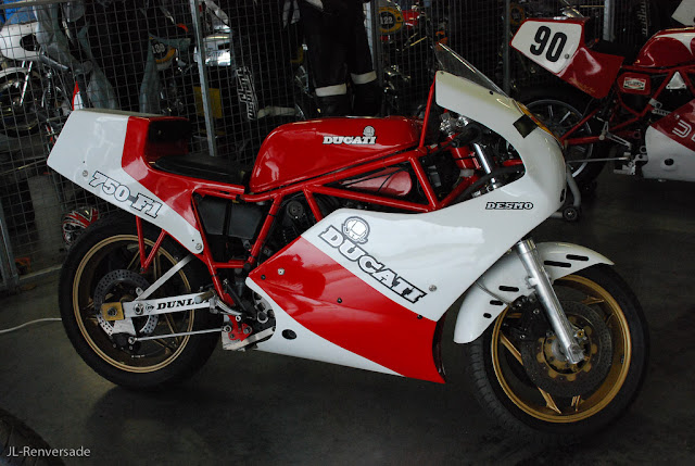 Ducati 750 F1 Classic Superbike Motorcycles