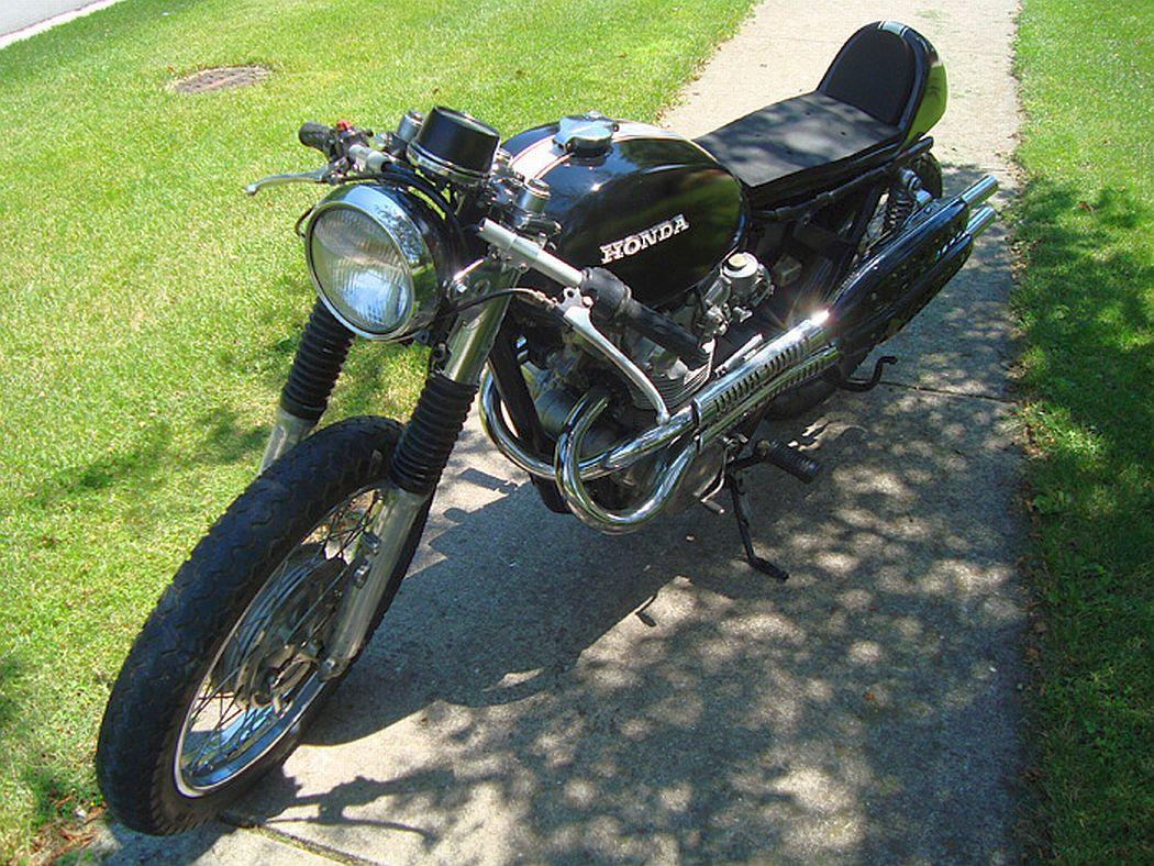 Harley Davidson Motorcycles Today: Interesting Honda CL450 ...