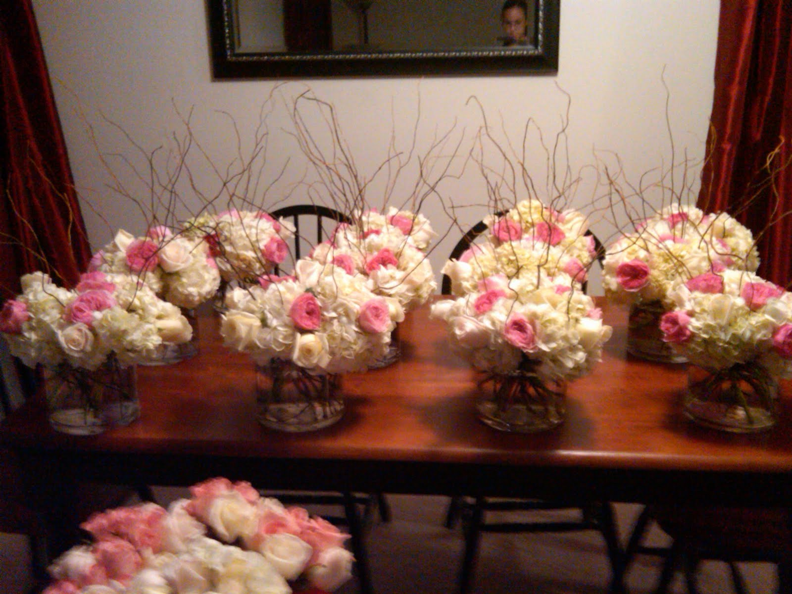Diy Wedding Bouquets Without Flowers : Diy fall wedding centerpieces on a budget viewing gallery