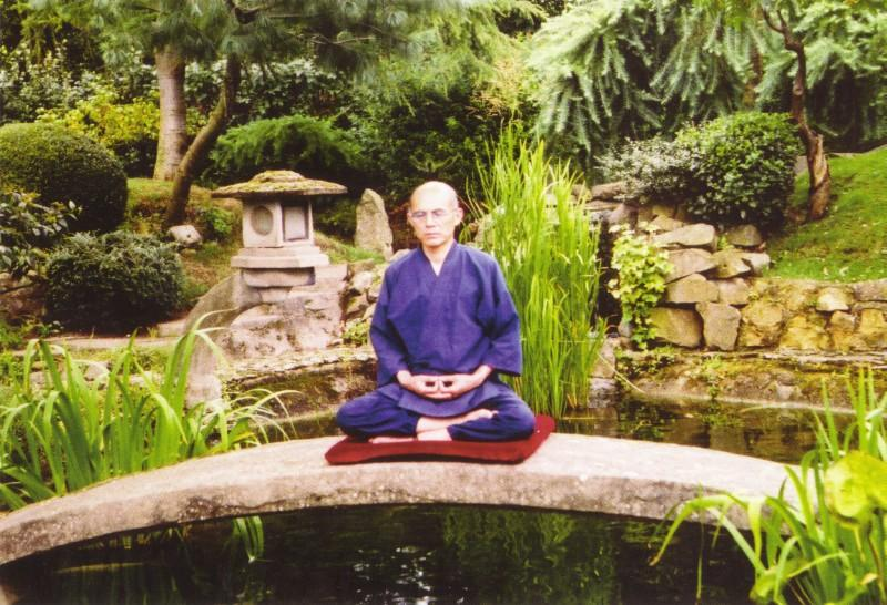 Visitlincolnshire for Japanese meditation garden