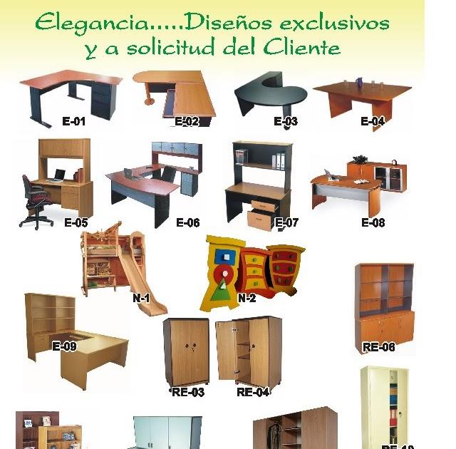 Muebles para oficina catalogo uno de muebles melamina - Muebles de oficina catalogo ...
