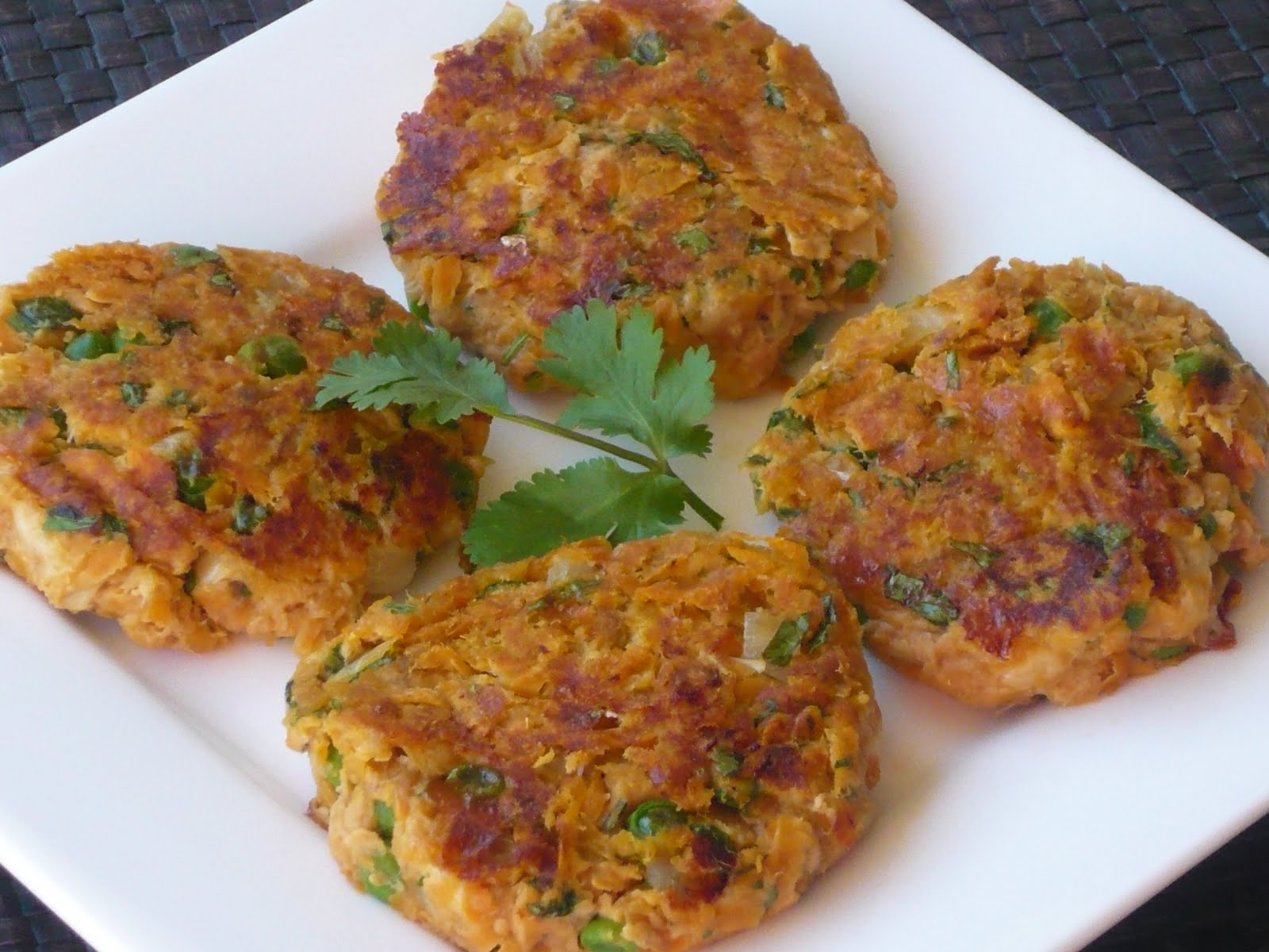Potato Salmon Patties Recipes — Dishmaps