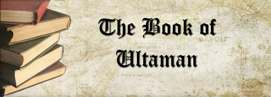 Book Of Ultaman