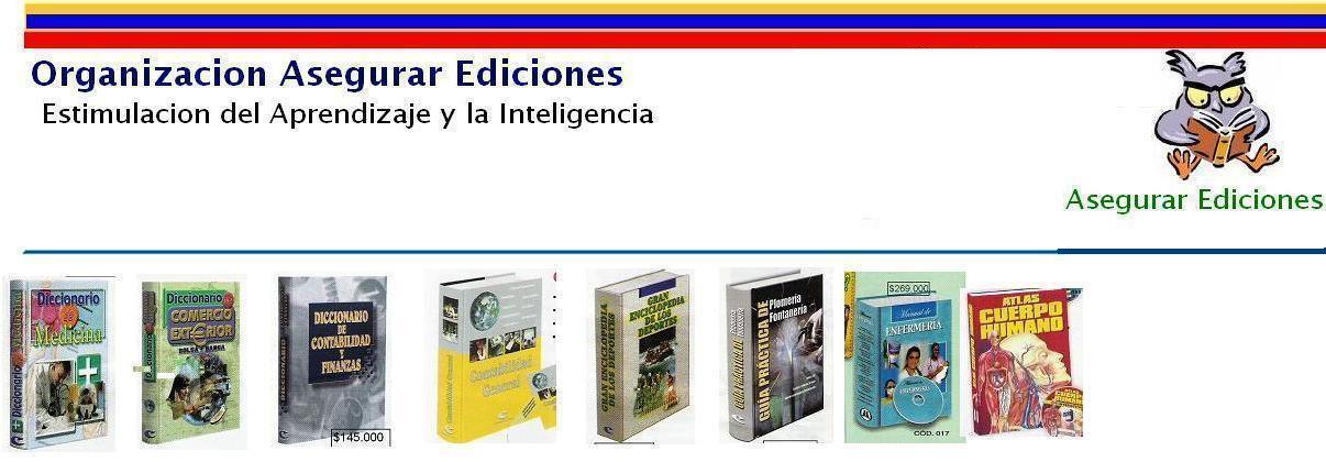 Webs-Diseño Y Servicio Tecnico Asegurar Ediciones