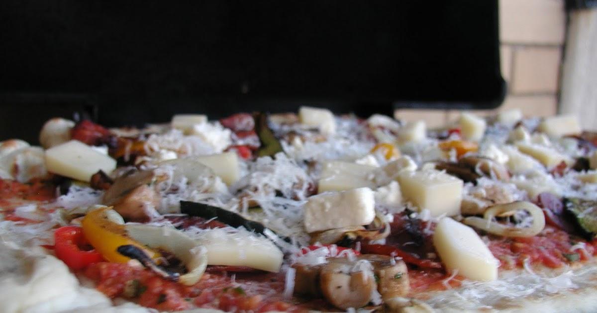 masterchief 39 s secrets pizza au barbecue. Black Bedroom Furniture Sets. Home Design Ideas
