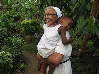 ATL, irmãs franciscanas missionárias de nossa senhora, São tomé e príncipe, guadalupe, ATL, Missão