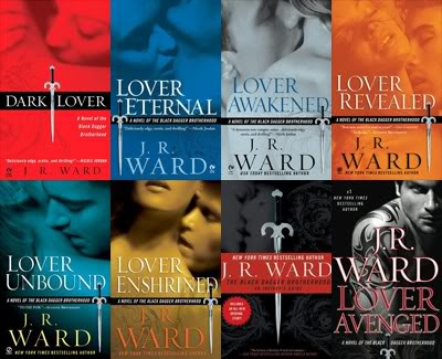 I D So Rather Be Reading Book Review The Black Dagger Brotherhood