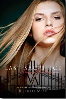 I'd So Rather Be Reading: Book Review: Last Sacrifice