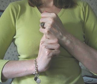 Mudras for communications and for healing: Vajra Mudra: