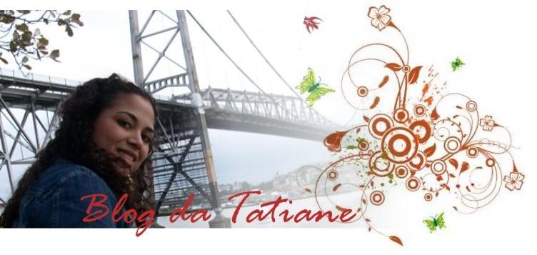 Blog da Tatiane