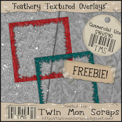 Feathery Textured Overlays! TMSFeatherOverlaysPREVIEW