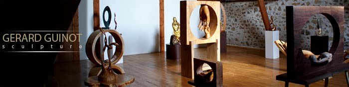 Gérard GUINOT   Sculpture Contemporaine