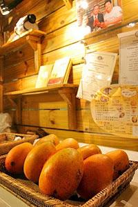 嚴選外銷日韓的芒果,嚴格品管