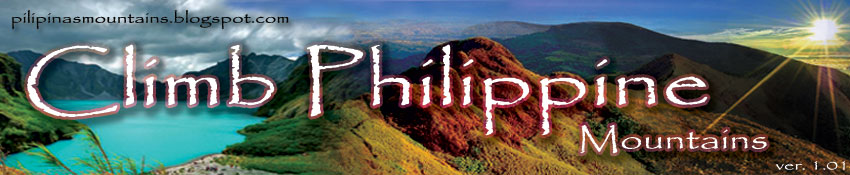 The Philippine Mountains