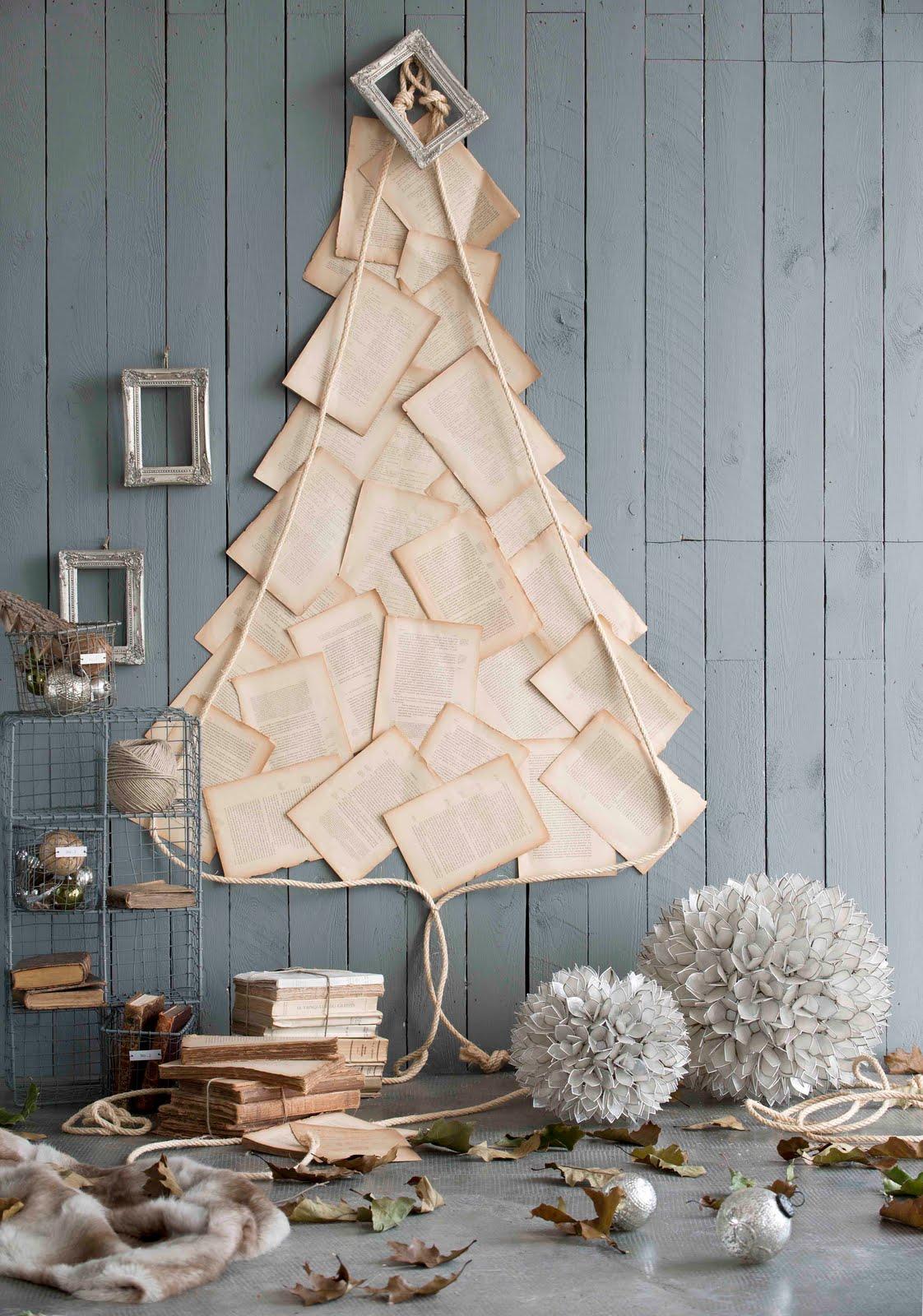 Un árbol de Navidad más creativo y divertido, con los niños   EROSKI ...