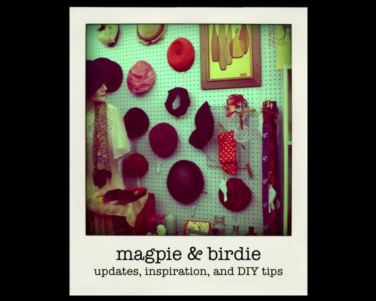 magpie & birdie