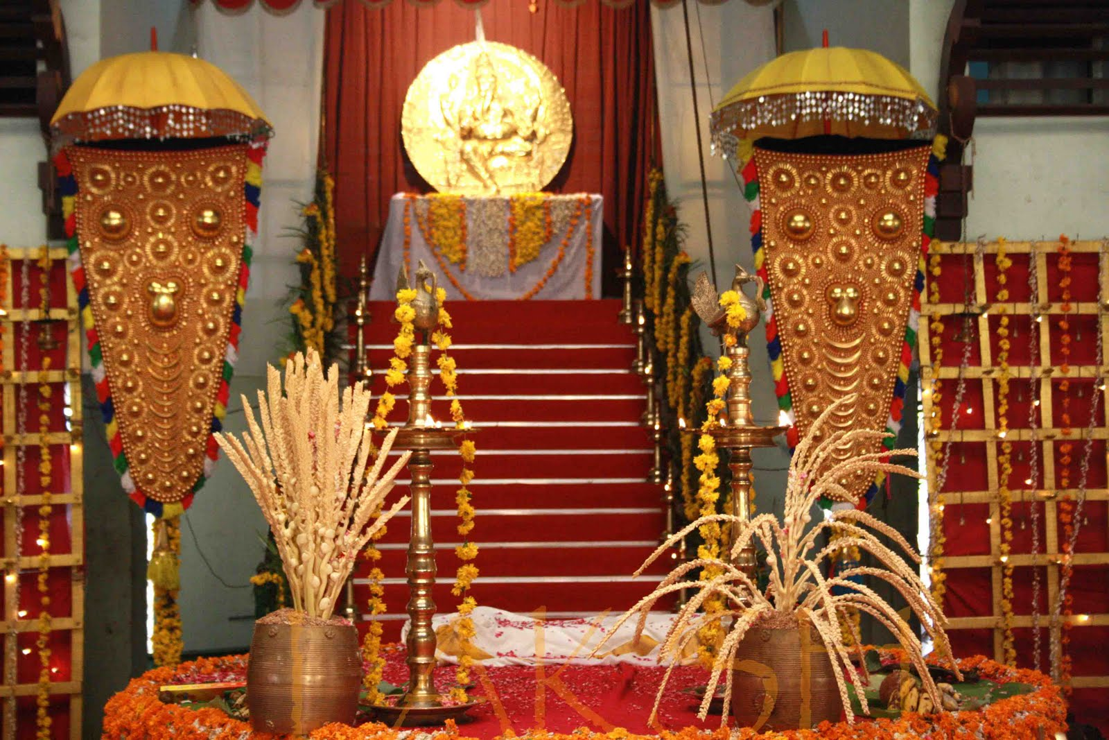 Celebrations Decor - An Indian Decor blog: The Wedding Decor